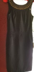 Designer Trina Turk Black Dress